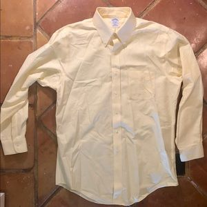 Brooks Brothers button down 16.5-34